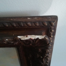 Painting Frame Damage