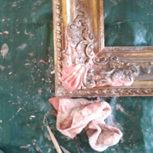 Painting Frame Repair