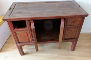Chinese cabinet - Mould