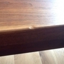 Dining Table Dent