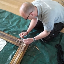 Frame repair