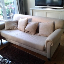 Upholster Sofa damage